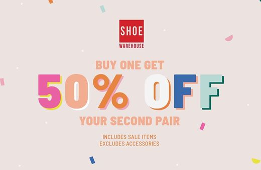 Shoe Warehouse Offer