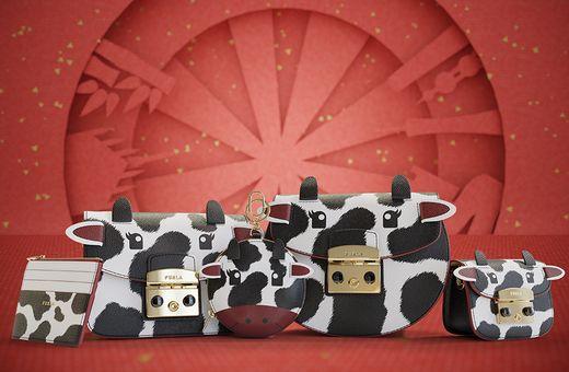 Furla 'Super Cow' Capsule Collection
