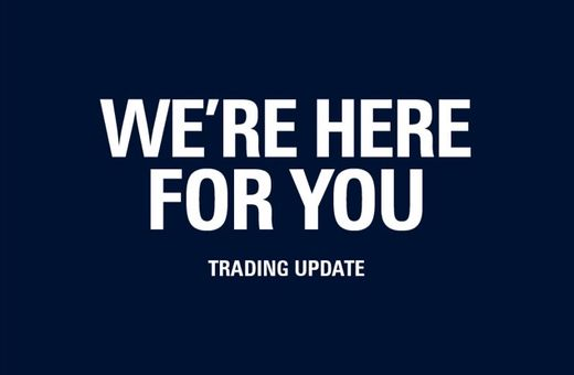 Trading Update 31 January 2021