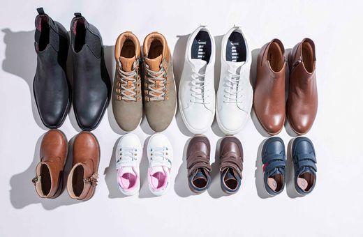 Shoe Warehouse's End of Season Sale