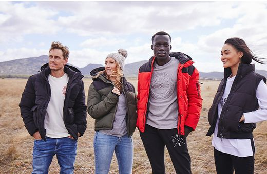 Superdry's AW21 Jacket To Own Winter collection out now