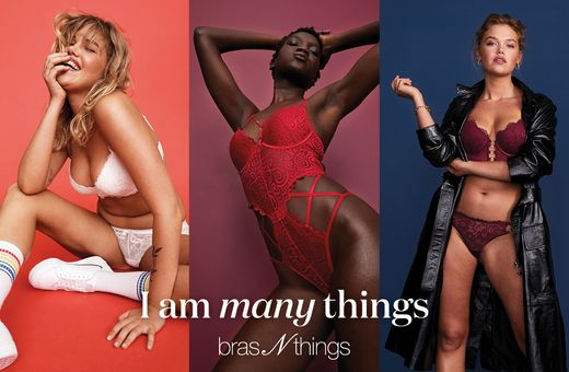 I am many things, Bras N Things