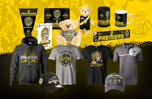 AFL Premiership Merchandise