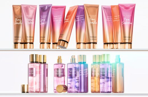 The Mist Collection ~ Try It To Believe It