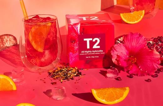 T2 Tea Cold Brew