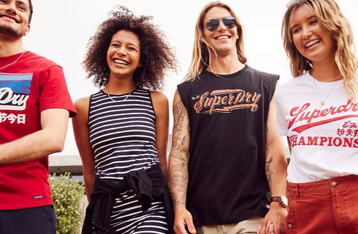 Superdry - 50% OFF 2ND ITEM WHEN YOU BUY AN OUTFIT