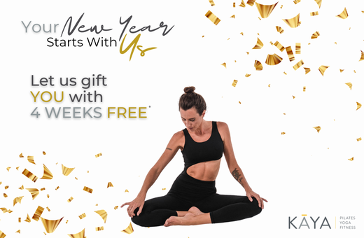 Your New Year Starts with Kaya