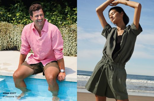 Refresh your Summer wardrobe with UNIQLO's new Linen collection