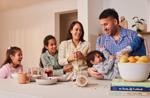 How To Master Your Family Morning Routine
