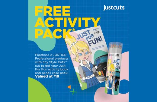 Just Cuts - Back to School