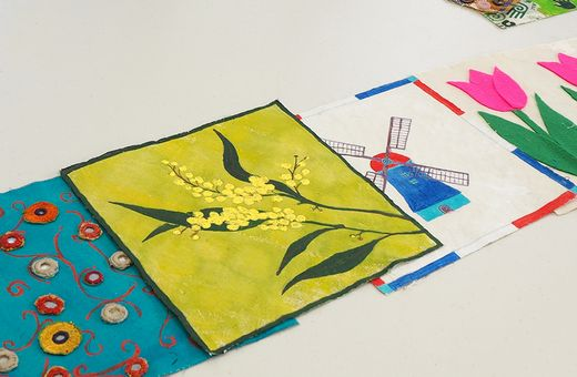 'The Fabric of Life' Community Art Project