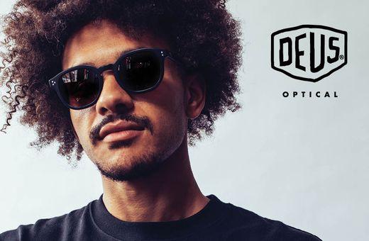 Specsavers Exclusive Deus ex Machina Range