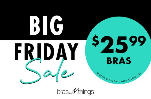 Bras N Things Big Shopping Week Sale
