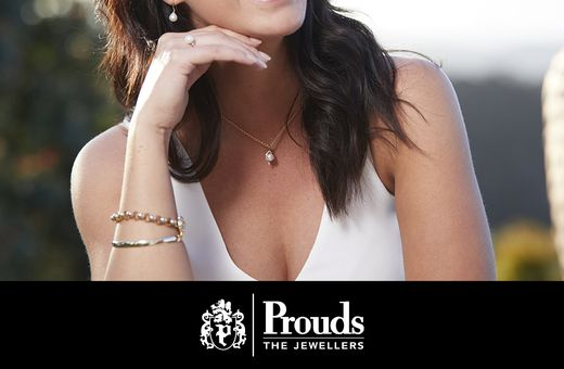 Prouds Jewellery Showcase Catalogue