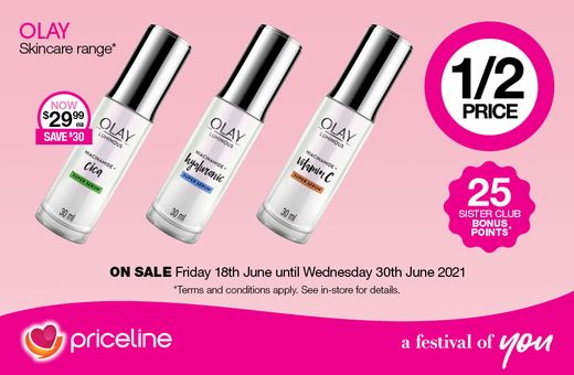Priceline's June Catalogue Offers