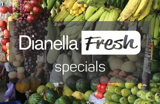 Dianella Fresh - Winter Specials