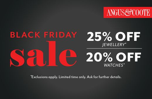 Angus & Coote's Big Shopping Week Sale