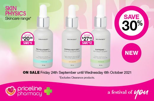 NEW Priceline Pharmacy Catalogue Offers
