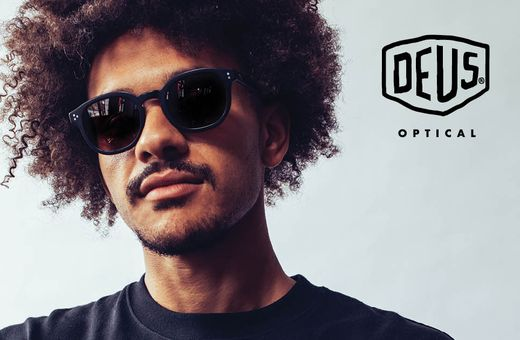 Specsavers Exclusive Deus ex Machina Range