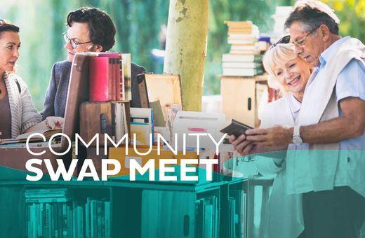 Halls Head Central Community Swap Meet
