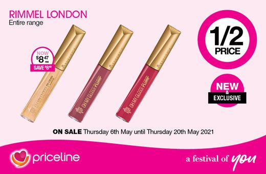 Priceline's May Catalogue Offers