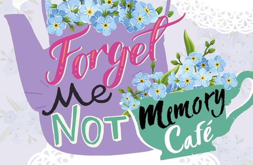 Forget Me Not Memory Cafe Halls Head