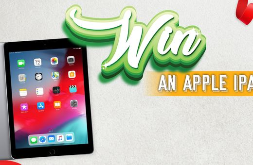 Win an iPad at LeWrap
