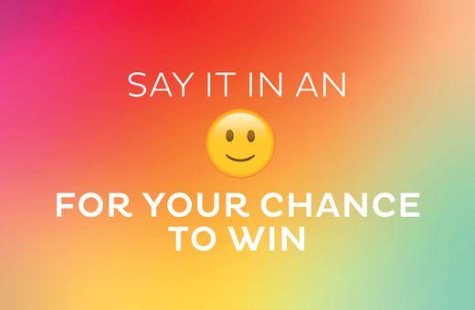Instagram Emoji Competition