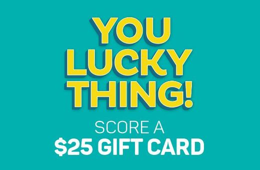 Where can I shop You Lucky Thing Comp?