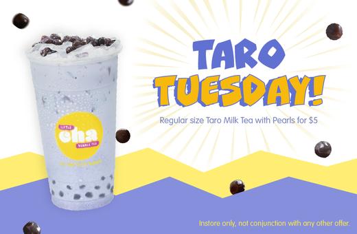 TARO TUESDAY!