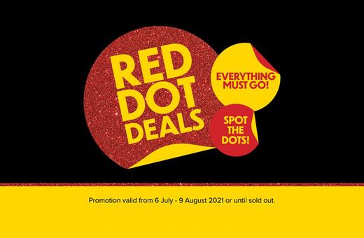Zamel's Red Dot Deals