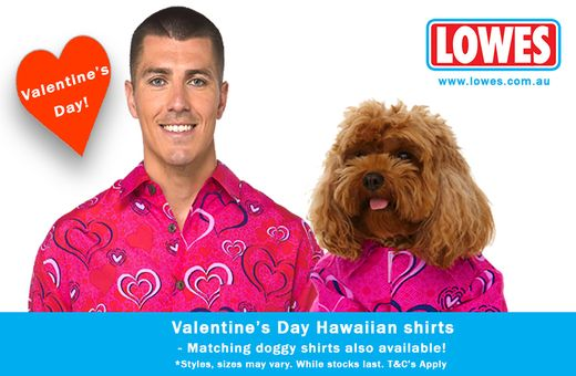 Celebrate Valentine's Day with Lowes