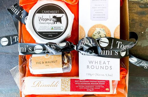 Mother's Day Cheese Box