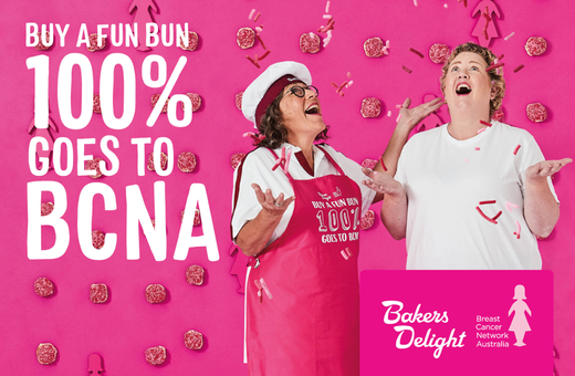 Bakers Delight's BCNA Fundraiser
