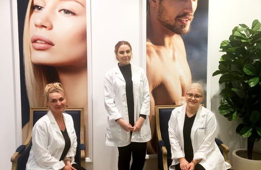 Clear Skincare Clinic are open