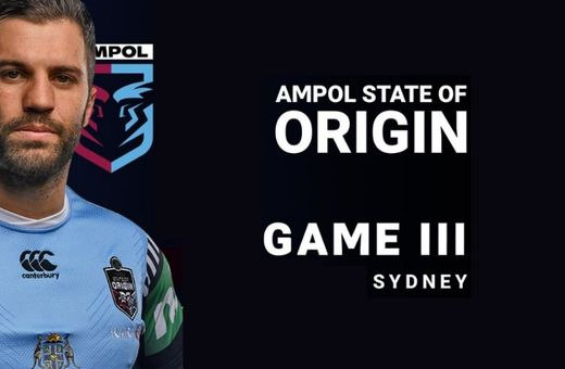 HELLOWORLD STATE OF ORIGIN GAME 3 PACKAGE