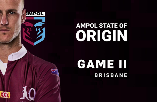 HELLOWORLD STATE OF ORIGIN GAME 2 PACKAGE