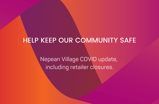 HELP KEEP OUR COMMUNITY SAFE