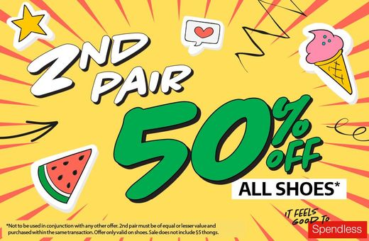 Spendless Shoes Sale