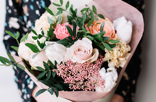 Delivery and Call & Collect with Oakleigh Flowers