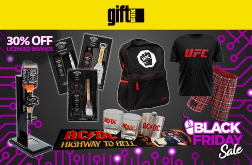Smokemart & Giftbox's Big Shopping Week Sale