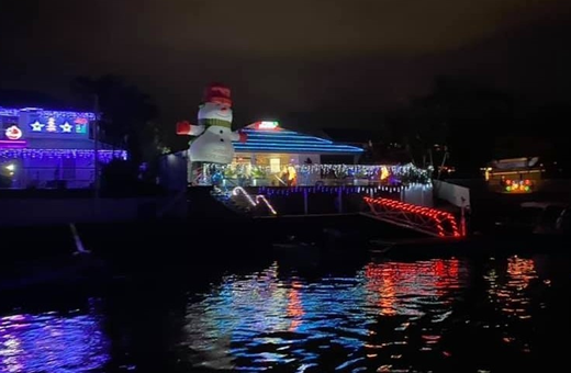 Christmas Lights Cruise