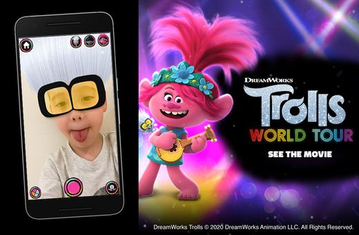 Fun with Trolls World Tour this Spring!