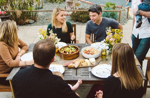Six Genius Hacks to Throw the Perfect Garden Party, Without Cooking a Thing!