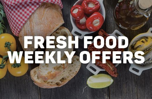 Fresh Food Special Offers 21 October - 27 October