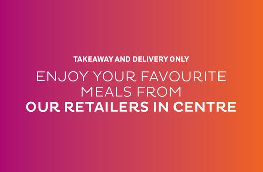 Get your Favourite Meals Delivered