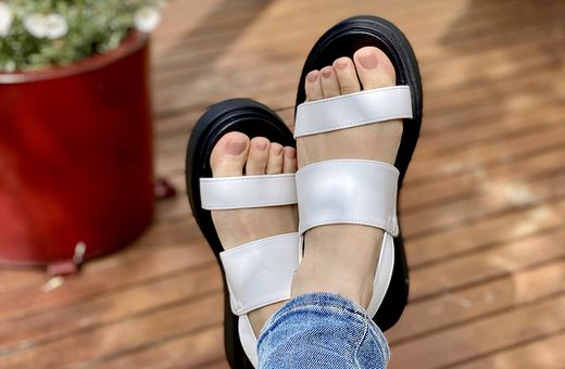 The Latest Shoe Trends