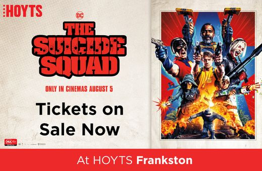 Suicide Squad Tickets On Sale Now!