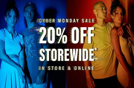 Universal Store Cyber Monday offer!