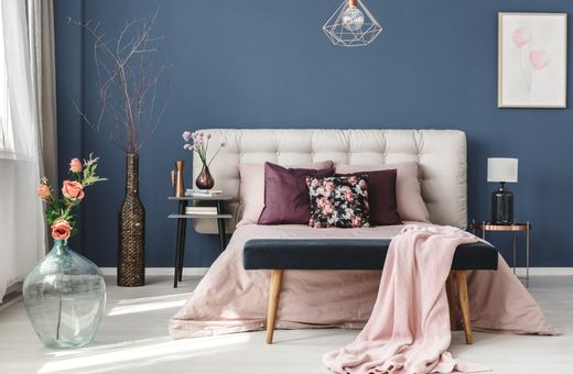 Four Easy Ways to Inject Colour into Your Home
